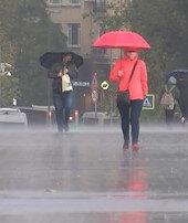 Yarın kuvvetli yağış uyarısı