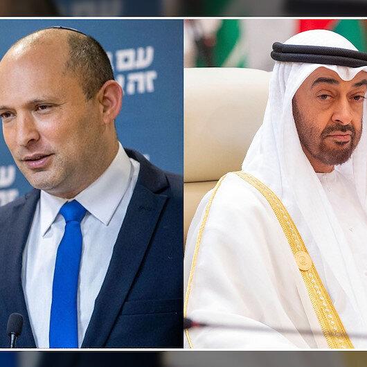 İsrail Başbakanı ile BAE Veliaht Prensi 'ikili ilişkileri' görüştü
