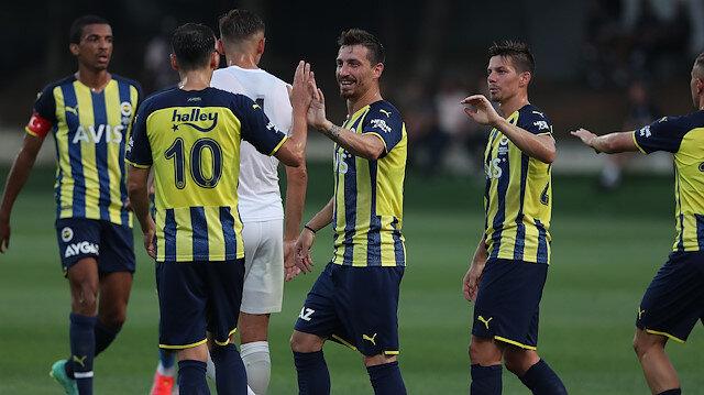 Fenerbahçe 4 hazırlık maçı yapacak: İşte program ve rakipler