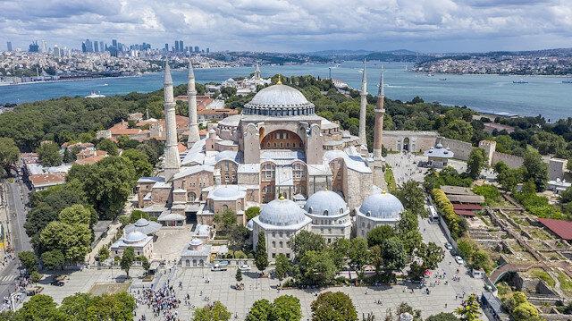 Dışişleri Bakanlığından Ayasofya ve Kariye mesajı: Türkiye Cumhuriyeti'nin mülküdür