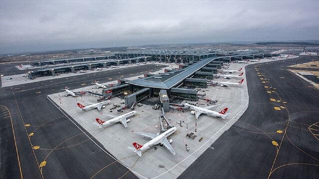 İstanbul Havalimanı'nda bayram rekoru: Bugün 150 bin kişi seyahat edecek