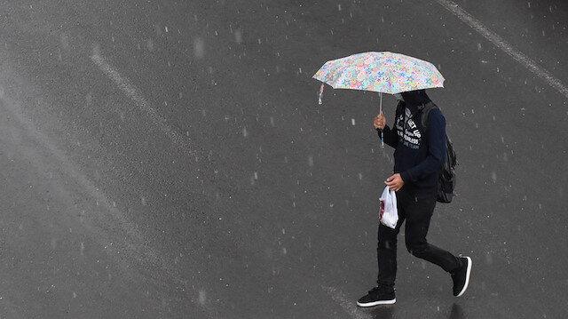 Meteorolojiden 21 il için yağış uyarısı: Öğle ve akşama dikkat!
