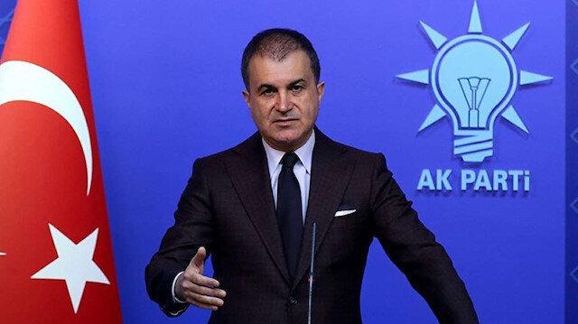 AK Parti Sözcüsü Çelik: Ermenistan saldırgan politikalarına devam ediyor bu bölge barışı için tehdittir