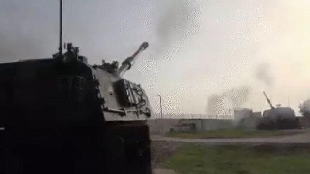 MSB: Fırat Kalkanı bölgesinde operasyonlar devam ediyor
