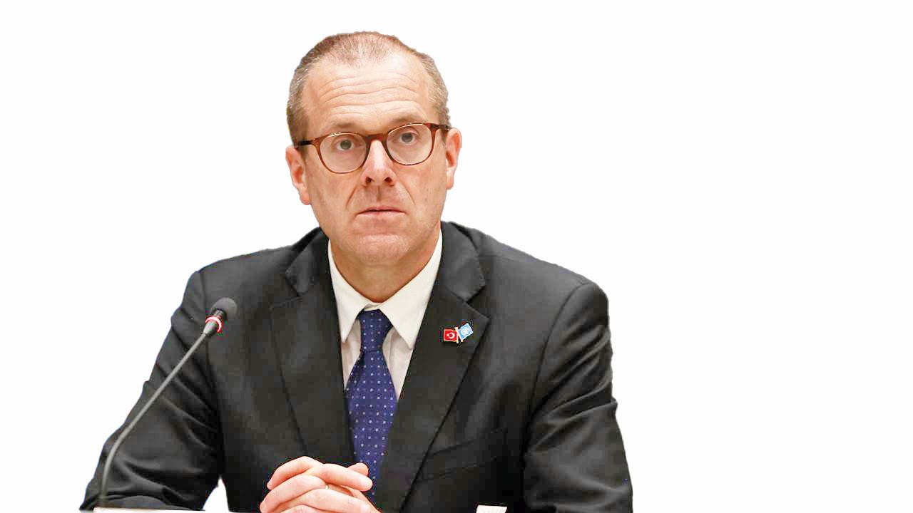 DSÖ Avrupa Direktörü Dr. Hans Kluge