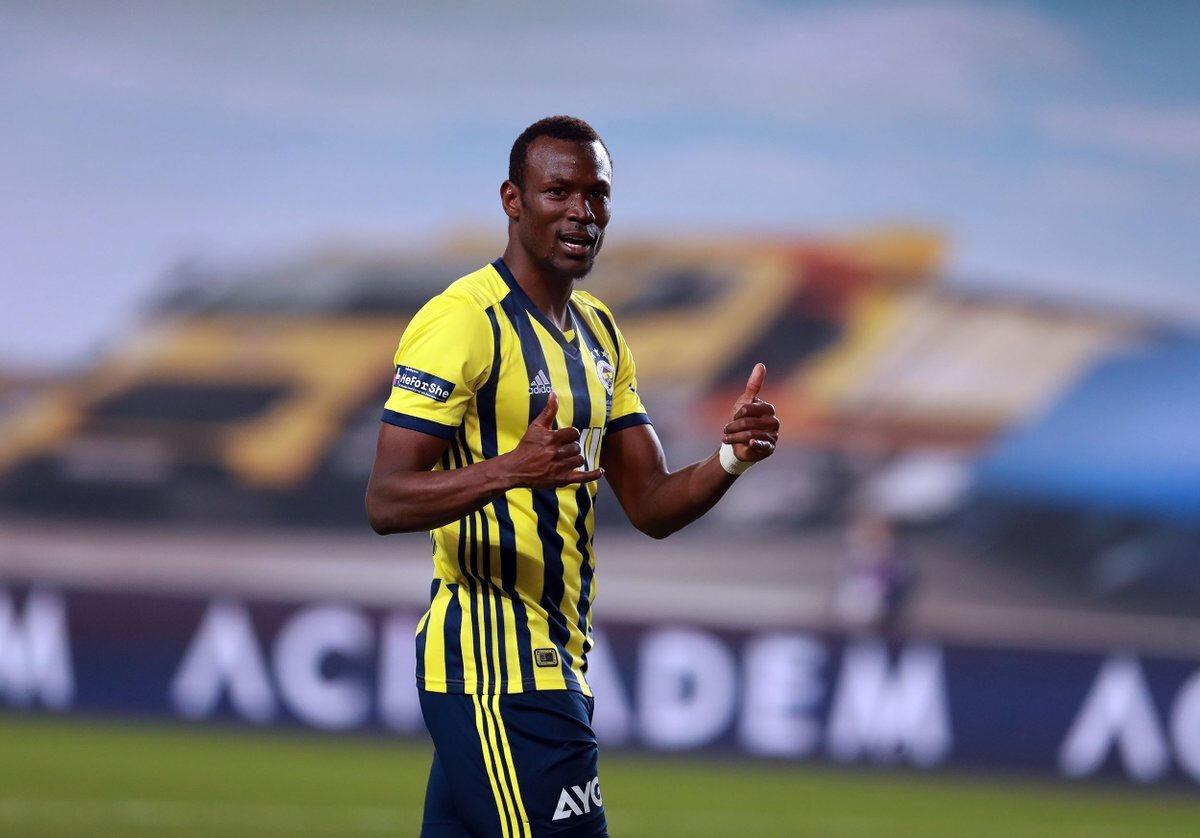 Mame Thiam, sarı-lacivertli formayla çıktığı 34 maçta 8 gol attı.