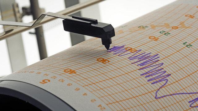Endonezya'da 6,2 büyüklüğünde deprem meydana geldi