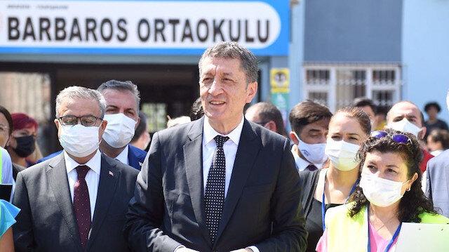 Milli Eğitim Bakanı Selçuk tarih verdi: Okulların 6 Eylül'de açılmasını planlıyoruz