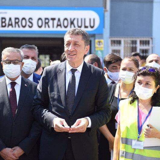 Milli Eğitim Bakanı Selçuk tarih verdi: Okulların 6 Eylülde açılmasını planlıyoruz