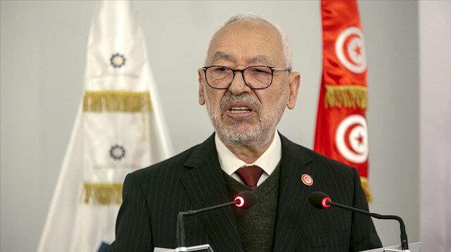 Tunus'taki darbe girişiminden sonra Gannuşi'den açıklama: Hükümet görevinin başında