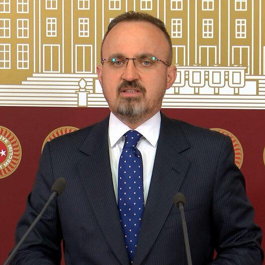 AK Parti Grup Başkanvekili Turan: Tunus'ta meclisi kapattılar nerede bize ayar vermeye çalışan Birleşmiş Milletler
