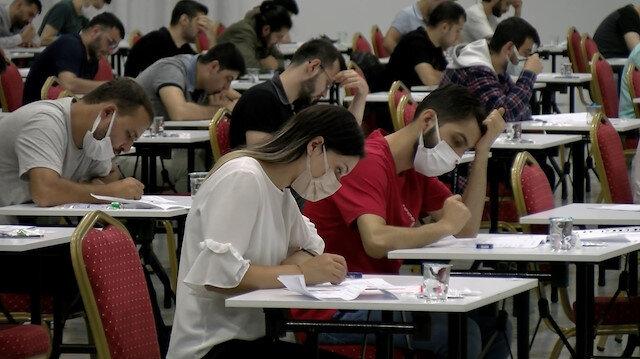 KPSS A Grubu ve Öğretmenlik sınavı giriş belgeleri erişime açıldı