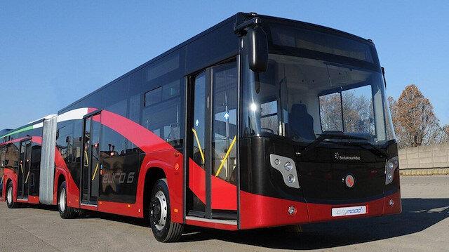 Türk şirket Romanya'daki otobüs ihalesini kazandı