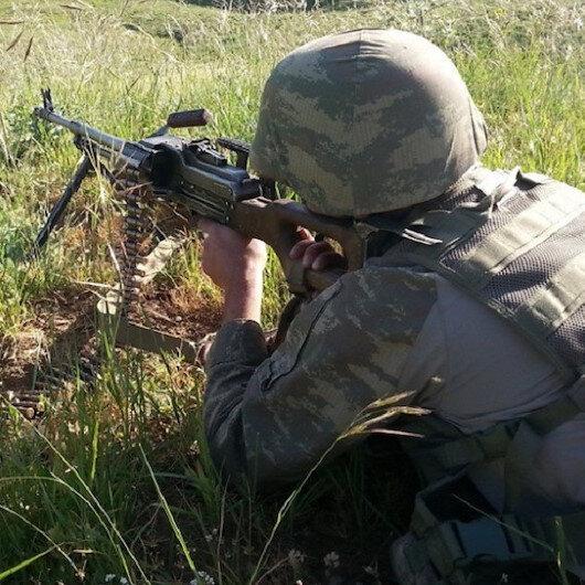 Teröre bir darbe daha: Üç PKK/YPG'li terörist etkisiz hâle getirildi
