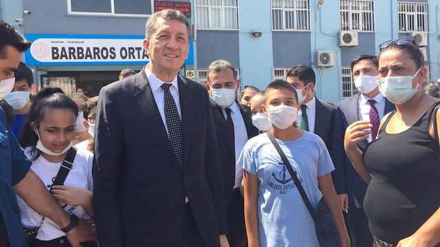 Milli Eğitim Bakanı Selçuk: Şu andaki bakış açımız okulların 6 Eylül tarihinde açılması yönünde