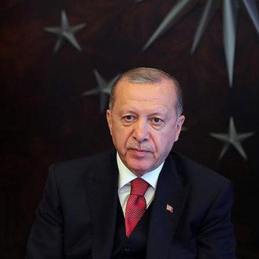 Cumhurbaşkanı Erdoğan'dan Pençe Harekatı şehidi Halil Çelebi'nin ailesine başsağlığı mesajı