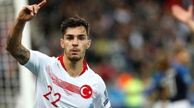 Sassuolo'dan Kaan Ayhan açıklaması: Türkiye'ye transfer olacak mı?