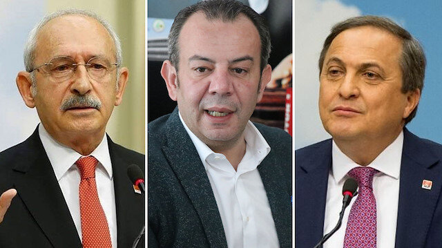 CHP Genel Başkan Yardımcısı'ndan Kemal Kılıçdaroğlu'nuyalanlayan Tanju Özcan açıklaması