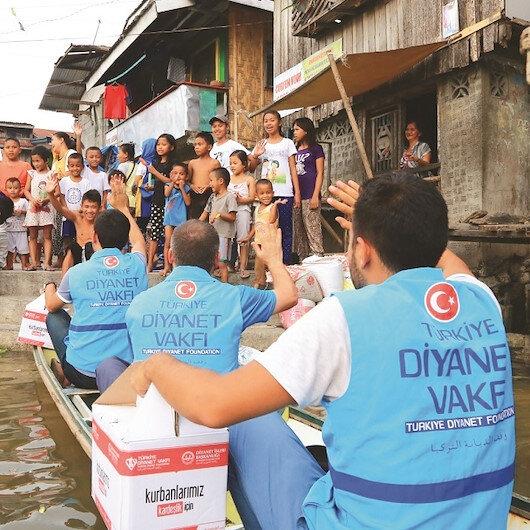TDV, 24 milyon evde gönüllere girdi
