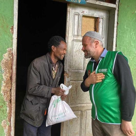 İDDEF Kurban Bayramı'nda milyonlara umut oldu
