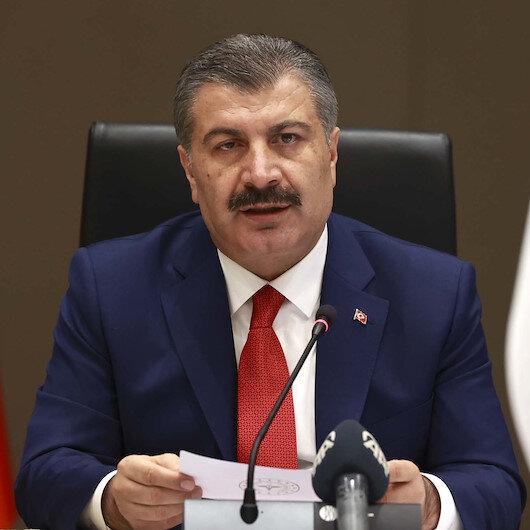 Sağlık Bakanı Fahrettin Koca: Dün toplam 1 milyon 367 bin 872 doz aşı uygulandı
