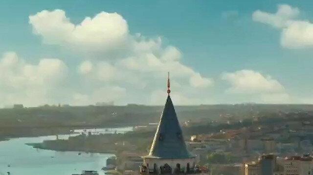 Türkiye Turizm Tanıtım ve Geliştirme Ajansının yeni filmi 'İstanbul' yayınlandı