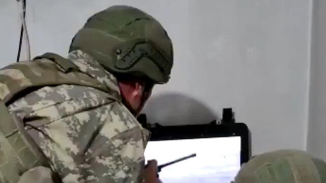 MSB: Saldırı hazırlığındaki 6 PKK/YPG'li terörist etkisiz hale getirildi
