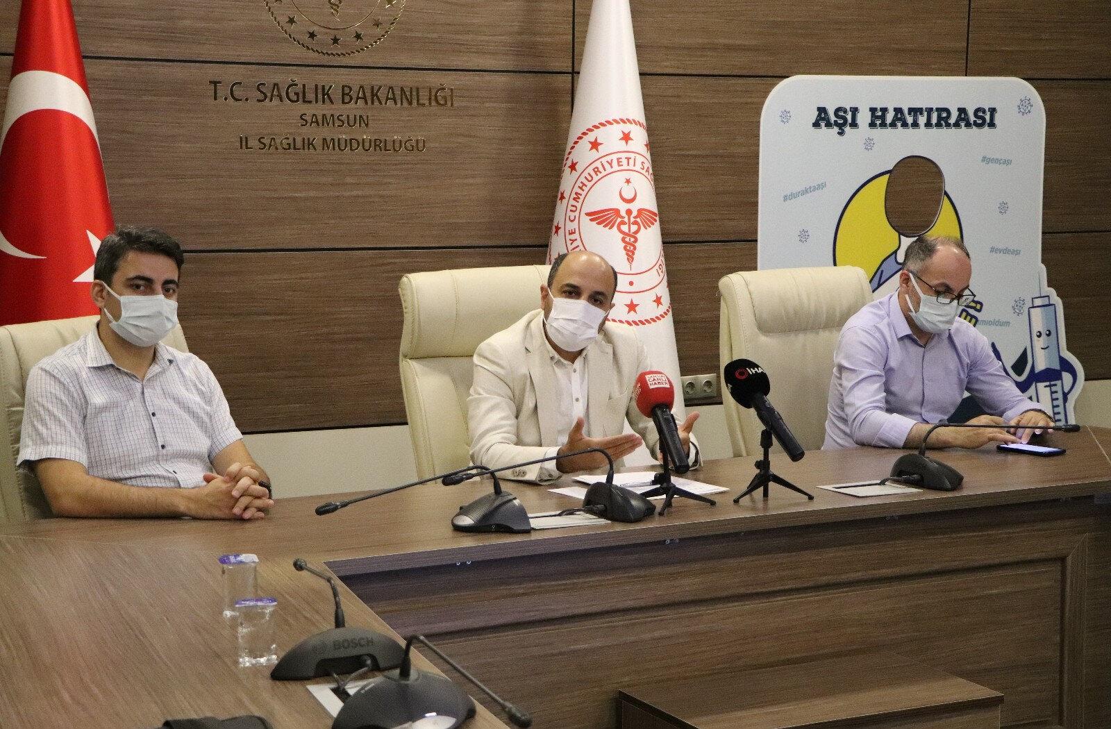 Kampanya tanıtımı İl Sağlık Müdürlüğü binasında düzenlenen basın açıklamasıyla yapıldı.
