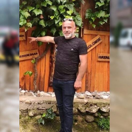 Artvin'de sel sularına kapılan Serdar Yiğit'in cansız bedenine ulaşıldı
