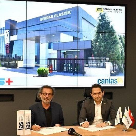 Serdar Plastik A.Ş. IAS teknoloji firmasının canias4.0 teknolojileri ile gücüne güç katacak