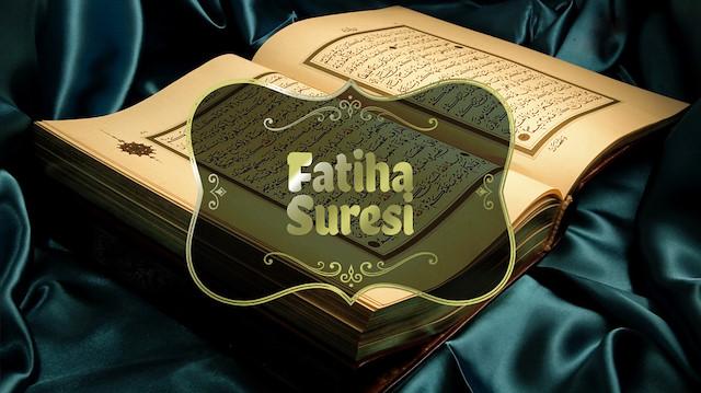 Fatiha Suresi Okunuşu ve Anlamı