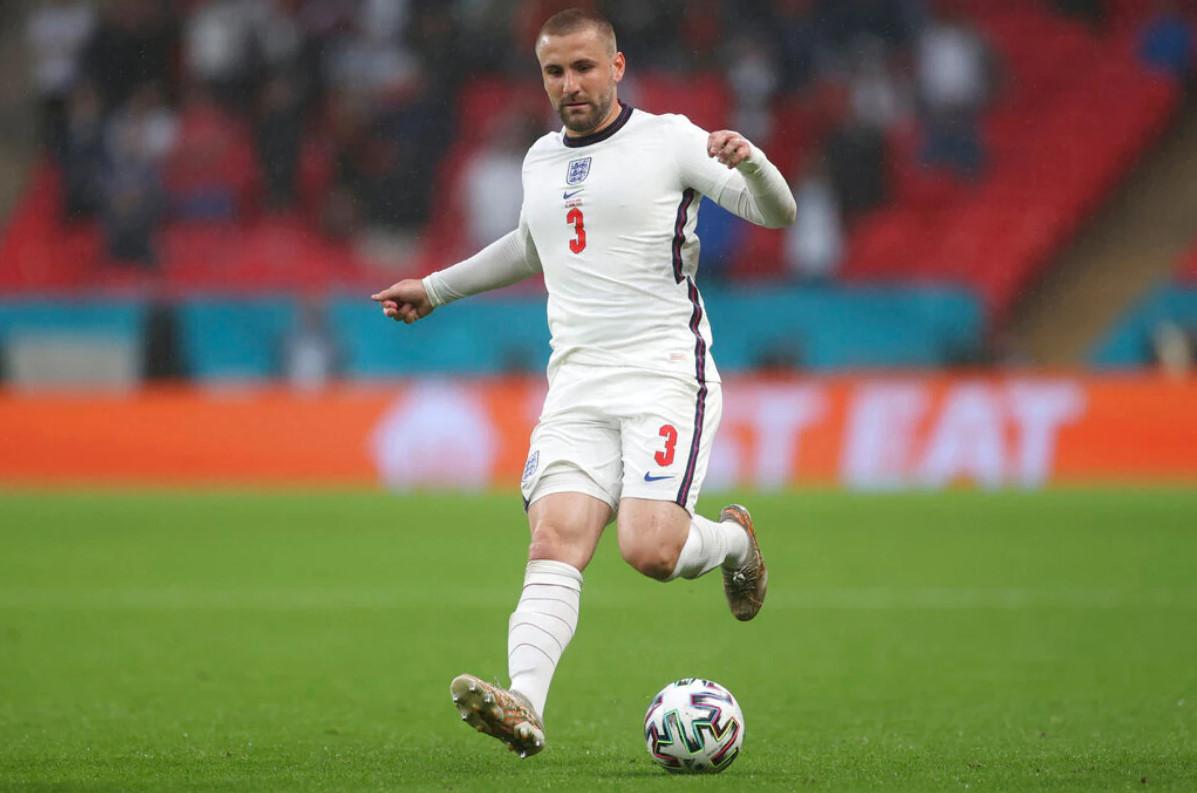 Luke Shaw EURO 2020'de çıktığı 6 maçta 1 gol atarken 3 de asist kaydetti.