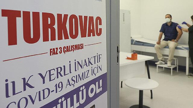 Yerli aşıda son aşamaya geçildi: Sinovac'tan çok daha etkili