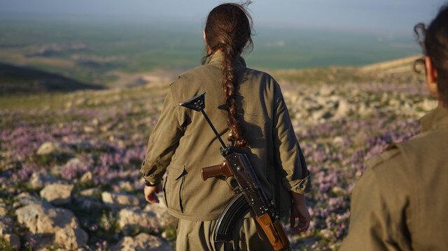 PKK terör örgütünden kaçan 5 terör örgütü mensubu daha teslim oldu