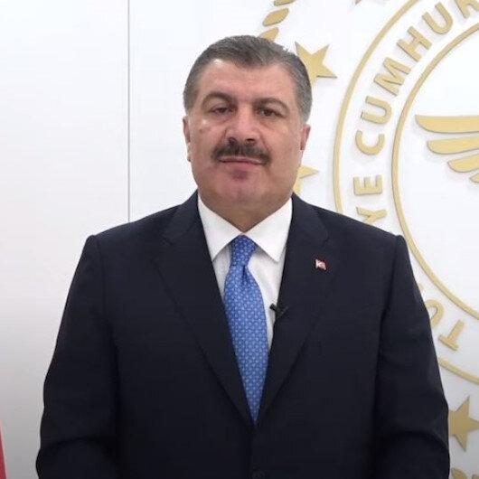 Sağlık Bakanı Koca: Aktif vakaların yüzde 87'si aşılanması tamamlanmamış kişiler