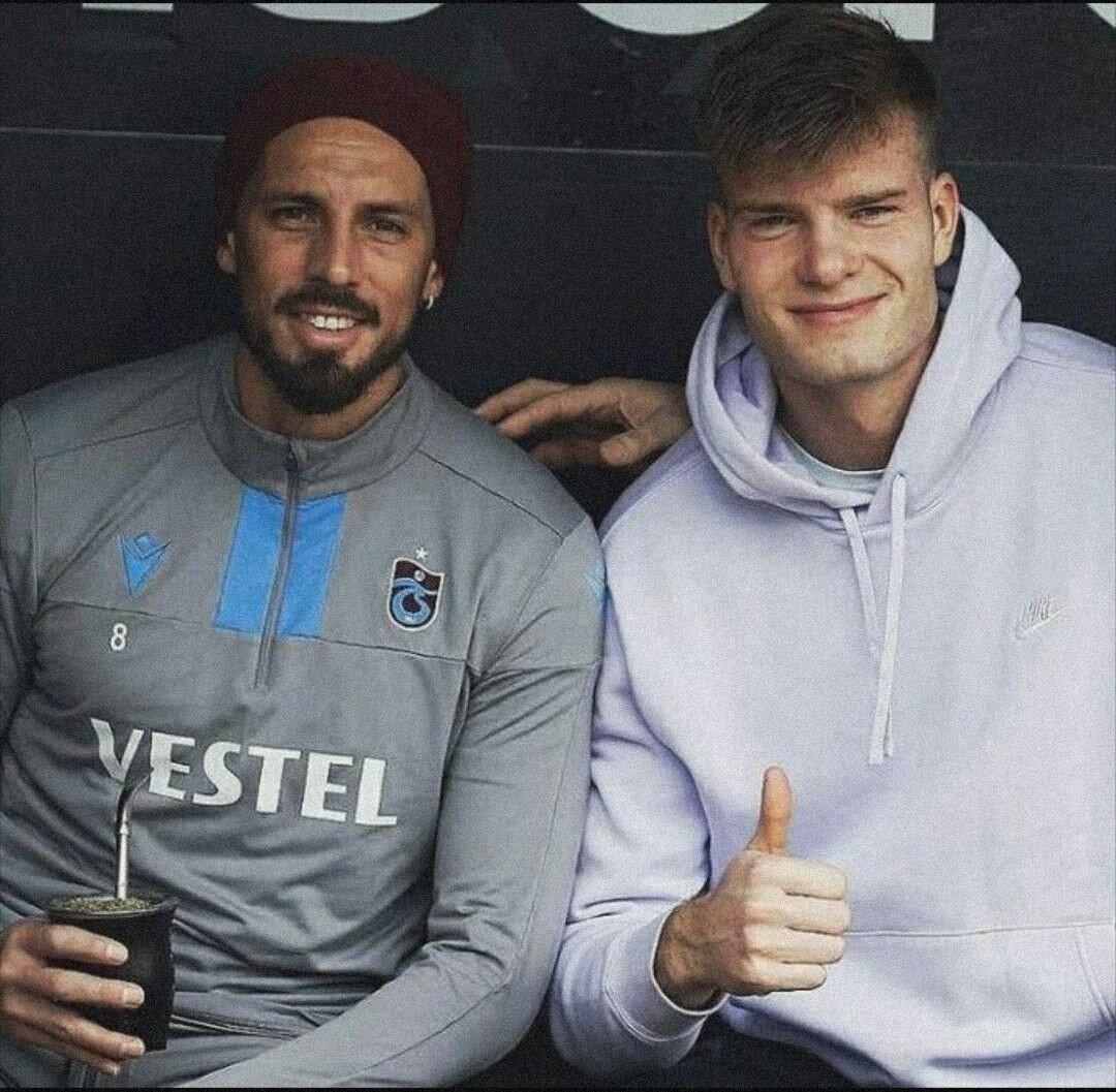 Jose Sosa ve Alexander Sörloth