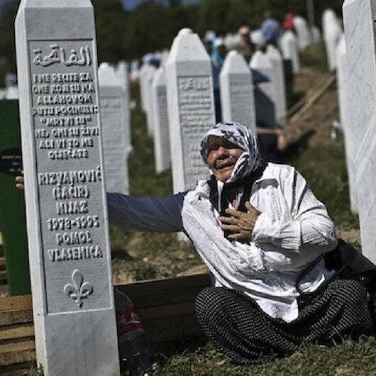 """Bosna Hersek'te """"soykırımı inkar etmek"""" bugünden itibaren suç sayılacak"""