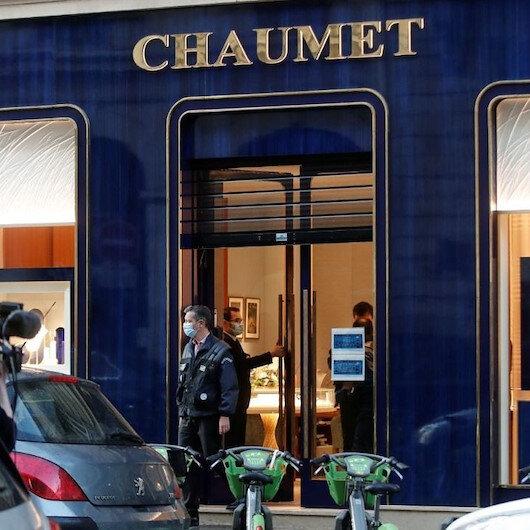 Franda'da büyük soygun: İki milyon euroluk mücevher çalındı