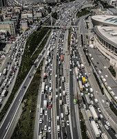 Pandemi araç yoğunluğunu arttırdı
