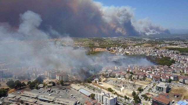 Ormanları PKK yakıyor: Son 30 yılda çok sayıda sabotaj gerçekleştirdi