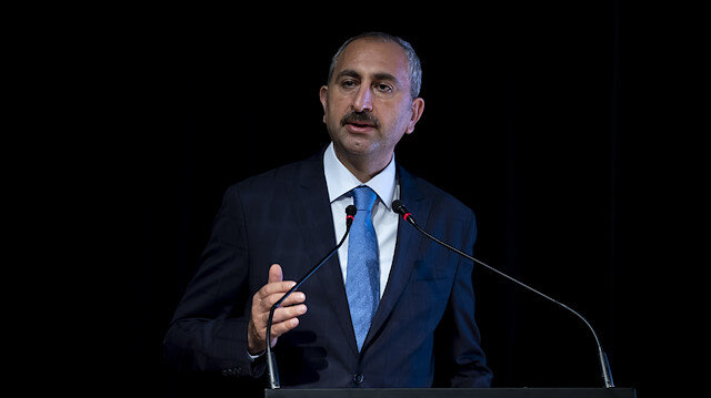 Adalet Bakanı Gül: Orman yangınlarının sebebi başsavcılıklar tarafından her yönüyle araştırılıyor