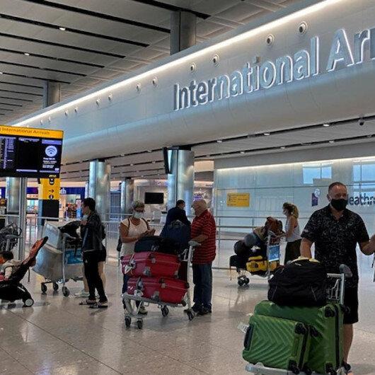 İngiltere'den yeni seyahat kararları! Türkiye'yi kırmızı listede tuttu