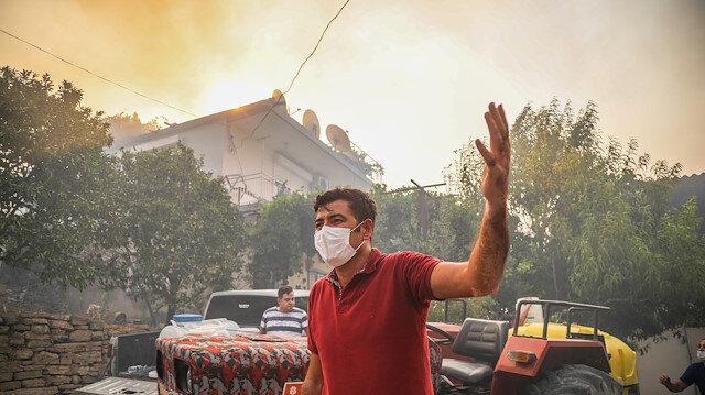 Manavgat'ta yürekler de yandı: Antalya tarihinin en büyük ikinci felaketini yaşıyor