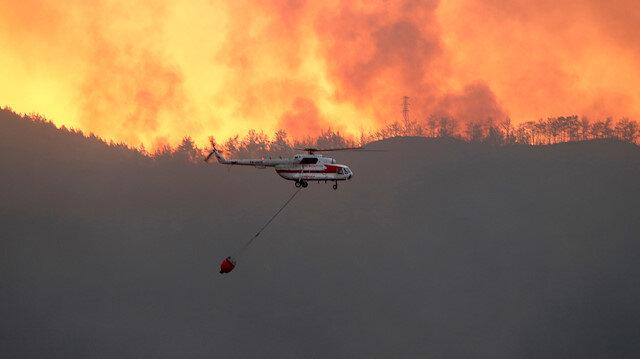 ORFAMDER 'Orman yangınlarında neden uçak kullanılmıyor' manipülasyonuna açıklık getirdi