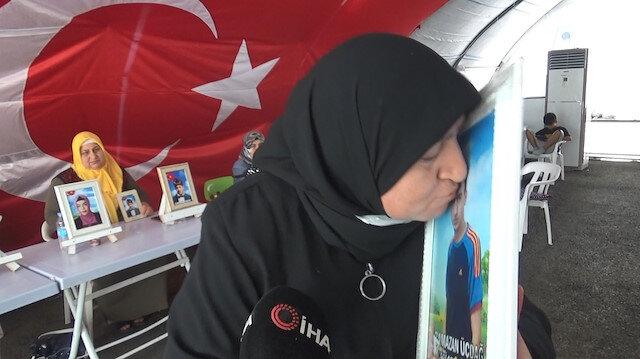 Çocukların teslim olması nöbetteki ailelerin umutlarını çoğalttı: Oğlum orada ölmeni istemiyorum gel vallahi gitmeyeceğim