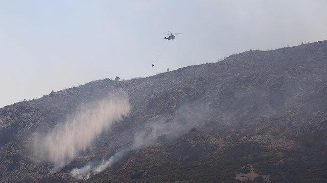 Orman yangınlarında son durum: 79 orman yangınından 66'sı kontrol altında