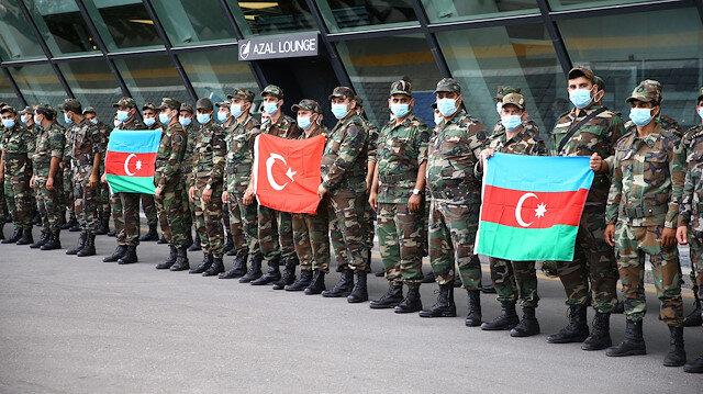 Kardeş ülke Azerbaycan yangınla mücadeleye destek için Türkiye'ye hareket etti