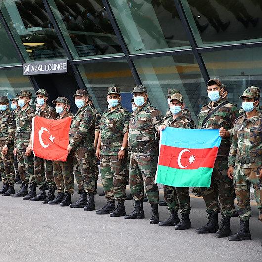 Kardeş ülke Azerbaycan yangınla mücadeleye destek için Türkiyeye hareket etti