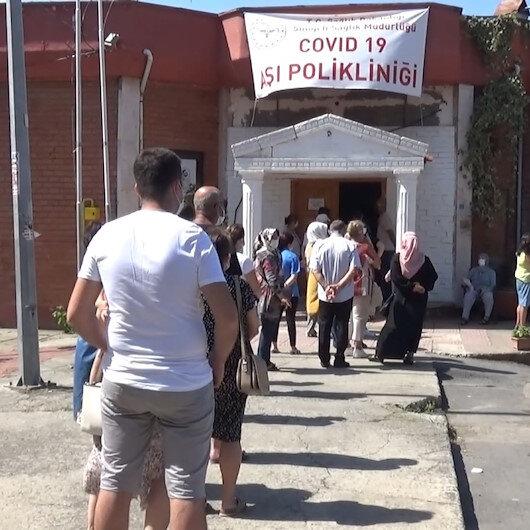 Sinop'ta bugüne kadar 234 bin doz aşı yapıldı: Kent nüfusu 216 bin
