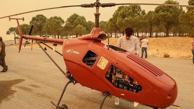 Yangın söndürmede uçak mı helikopter mi kullanılmalı?